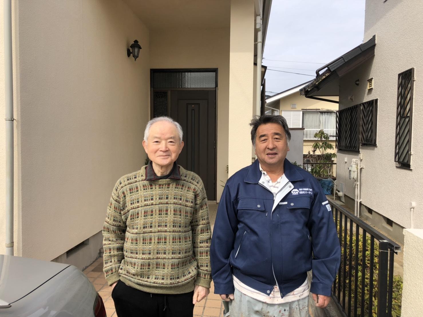 屋根塗装・外構塗装 横浜市都筑区 K様邸