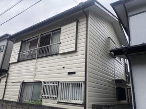 神奈川県横浜市鶴見区 外壁塗装 屋根塗装 完工 定期訪問サポート (1)