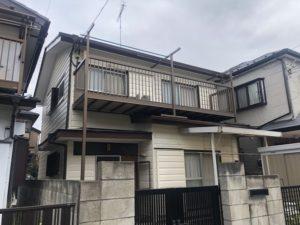 神奈川県横浜市鶴見区 外壁塗装 屋根塗装 完工 定期訪問サポート (3)
