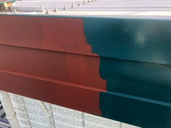 神奈川県横浜市金沢区 外壁塗装 鉄部塗装 錆びは放置すると危険です! (1)