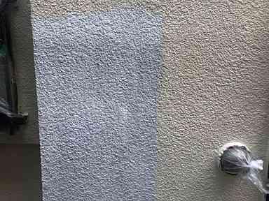 神奈川県横浜市泉区 外壁塗装 下塗り 日本ペイント(ニッペ) パーフェクトフィラー (2)