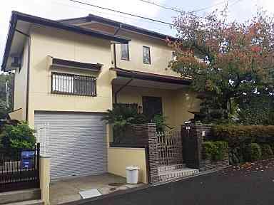 横浜市瀬谷区 K様邸 屋根塗装・外壁塗装 (2)