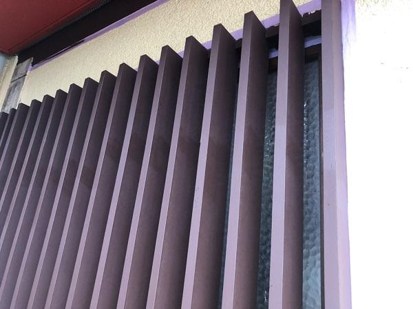 神奈川県横浜市瀬谷区 外壁塗装 付帯部塗装 ケレン作業 目粗し(目荒らし)