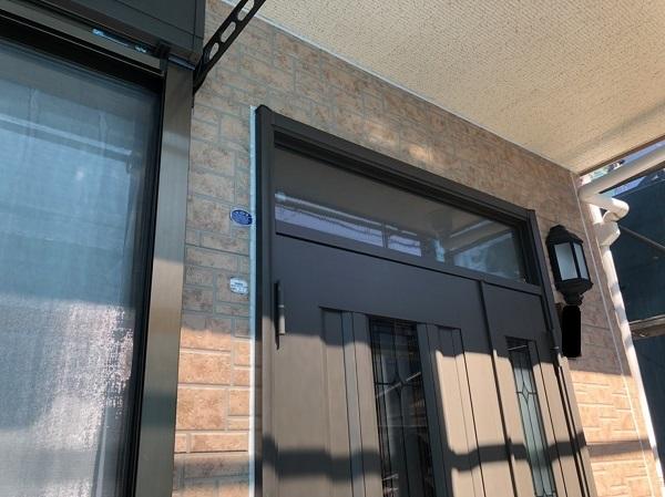 神奈川県横浜市南区 屋根塗装・外壁塗装 シーリング打ち替え工事 オートンイクシード (2)