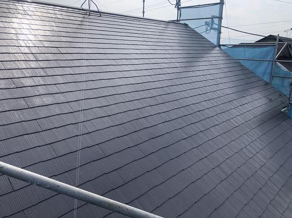 神奈川県横浜市金沢区 屋根の劣化症状 屋根塗装工事の工程 (3)