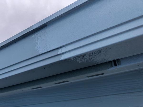 神奈川県横浜市都筑区 雨樋塗装 雨樋が劣化するとどうなるか 塗装の工程