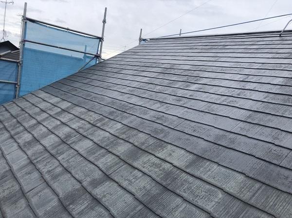 神奈川県横浜市金沢区 屋根の劣化症状 屋根塗装工事の工程 (4)