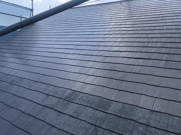 神奈川県横浜市金沢区 屋根の劣化症状 屋根塗装工事の工程 (2)