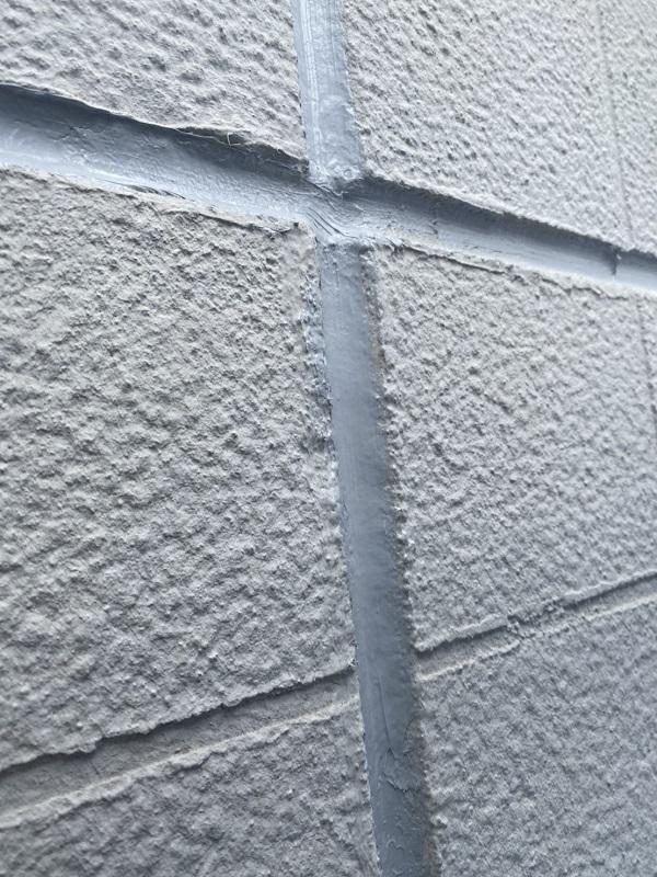 神奈川県横浜市保土ケ谷区 外壁塗装 マンション シーリング工事 (1)
