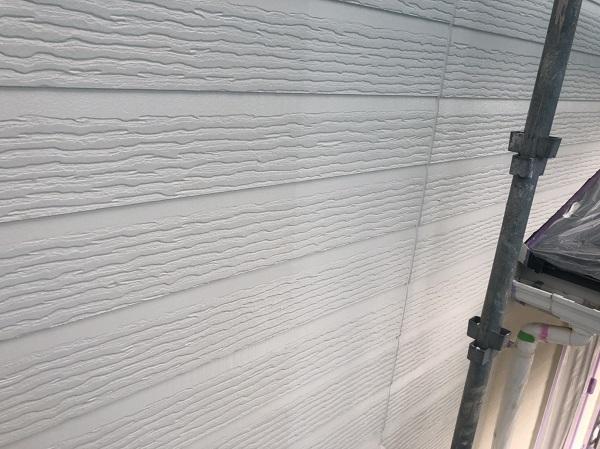 神奈川県横浜市港北区 外壁塗装 JAXAと共同開発された塗料 ガイナ 完工 (2)