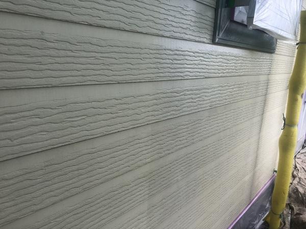 神奈川県横浜市港北区 外壁塗装 JAXAと共同開発された塗料 ガイナ 完工 (6)