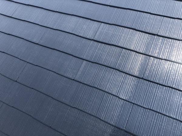 神奈川県横浜市青葉区 屋根塗装 防水工事 化粧スレート屋根の塗装 (5)