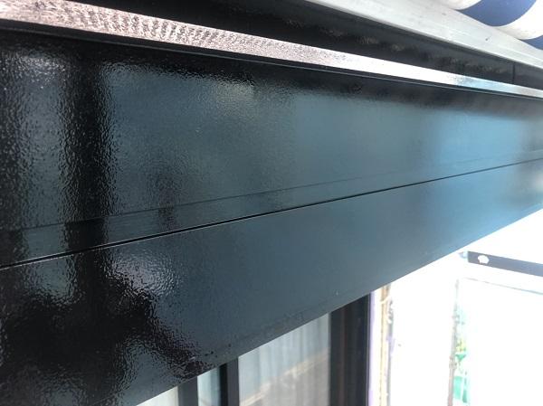 神奈川県横浜市港北区 外壁塗装・付帯部塗装・防水工事 雨樋、外壁塗装 (4)