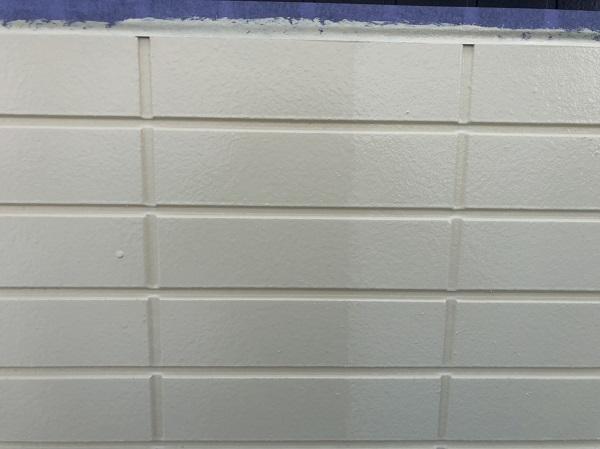 神奈川県横浜市都筑区 屋根塗装・外壁塗装・付帯部塗装 外壁塗装の工程 完工 (5)