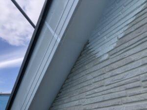 神奈川県横浜市戸塚区 屋根塗装・外壁塗装 付帯部とは 軒天塗装 (2)