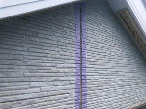 神奈川県横浜市戸塚区 屋根塗装・外壁塗装 シーリング打ち替え工事 破風板とは (3)